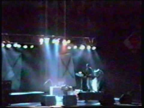 "x-marks the pedwalk ""solitude"" live in budapest 1991"
