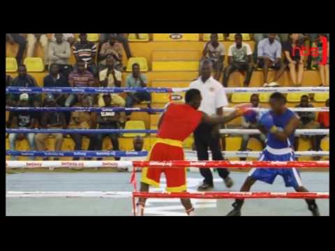 National Boxing Trials Ahead of Africa Championships