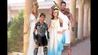 Ancient Greek Costume ideas for the Family