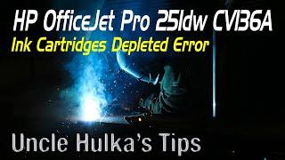 HP OfficeJet Pro 251dw Cartrid…