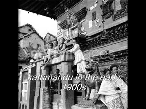 NEPAL-old Nepal in pictures