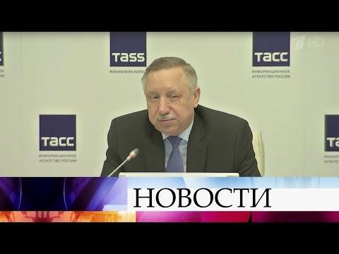 В Санкт-Петербурге стартовал конкурс молодых управленцев.