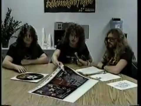 VOIVOD à Famille Rock (Videotron) à l'automne 1986