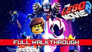 THE LEGO MOVIE 2 VIDEOGAME - Full Gameplay Walkthrough / No Commentary 【Full Game】1080p 60FPS