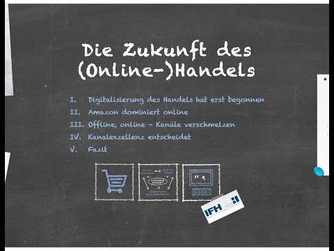 Dr. Kai Hudetz vom IfH Köln: Die Zukunft des Online-Handels
