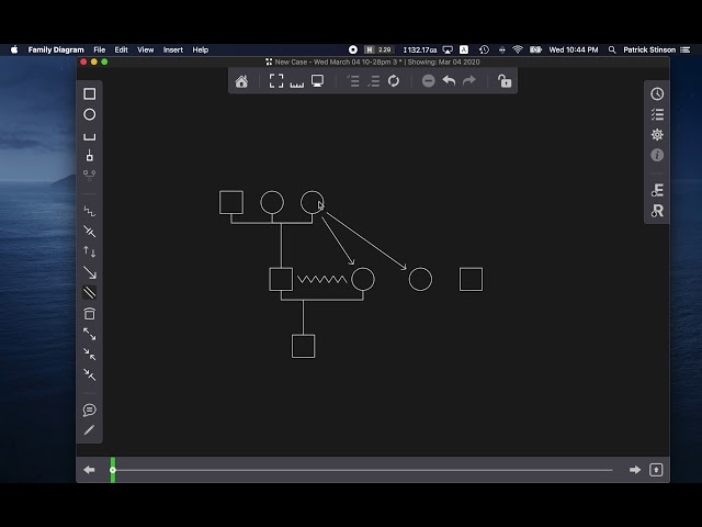 Family Diagram Tutorial Part 2 - Adding People and Emotion Symbols