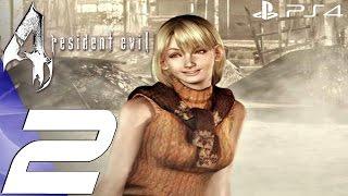 Resident Evil 4 (PS4) - Gameplay Walkthrough Part 2 - Del Lago & El Gigante [1080P 60FPS]
