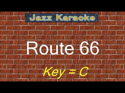 """JazzKara  """"Route 66"""" (Key=C)"""