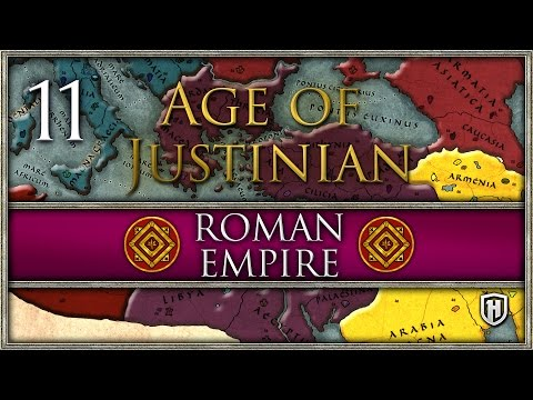 The Final Battles of Victory! | Roman Byzantine Empire #11 Finale - Age of Justinian (2.4)