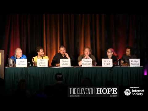 The Eleventh HOPE (2016): Hacking through Business: Theory and Logistics
