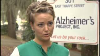Wandering Alzheimer's Patients