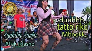 Gambar cover Syahiba Saufa - Tak Iklasno \ Raxzasa Music  feat pemuda kedunen ARKED BERSATU