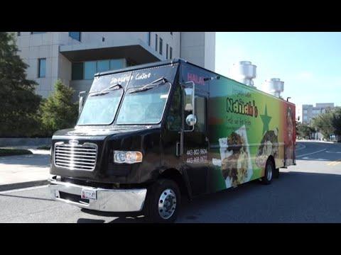 Nailah's Food Truck Built By Prestige Food Trucks