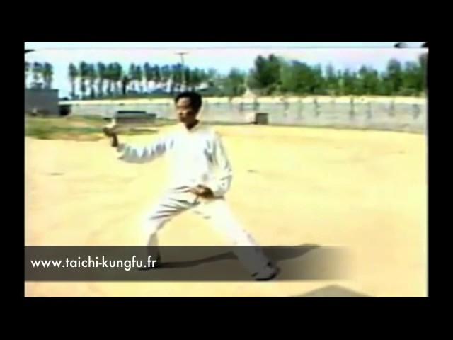 Zhu Tian Cai - Tai Chi style Chen Laojia Yilu  [陈氏太极拳老架 Taijiquan style Chen]