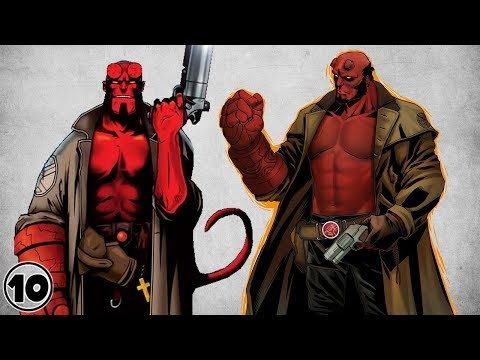 Top 10 Hellboy Shocking Facts