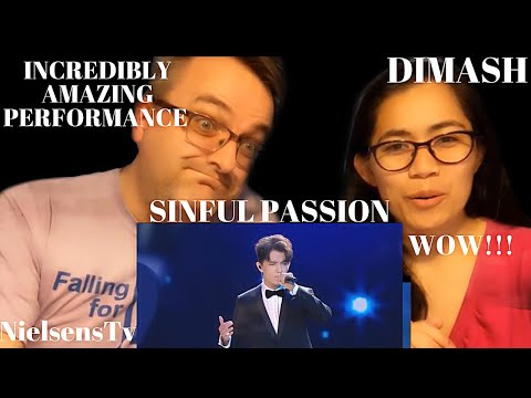 🇩🇰DANISH REACTS TO DIMASH | SINFUL PASSION | THE PERFORMANCE IS  INCREDIBLY AMAZING