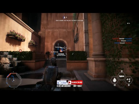 DB Gaming Streaming Star Wars Battlefront 2 Beta, extended edition!!!!!!!