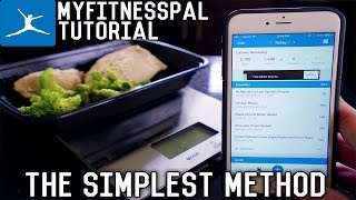 The Essential MyFitnessPal Beginners Tutorial | How To Track & Log Your Macros The Easy Way