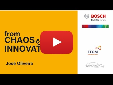 EFQM Webinar - From Chaos to Innovation