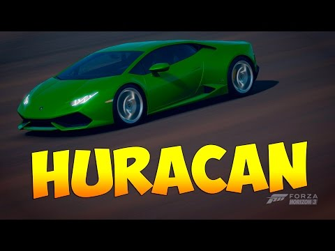 "Forza Horizon 3 - ""Lamborghini Huracan"" // ТАЧКА ДЛЯ  КРУИЗА"