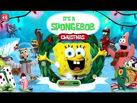 It's A SpongeBob Christmas (Nickelodeon Games)