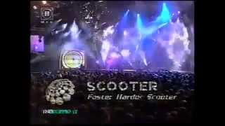 Scooter - Faster Harder Scooter (Live at THE DOME 11).