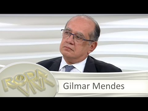 Roda Viva | Gilmar Mendes | 18/04/2016