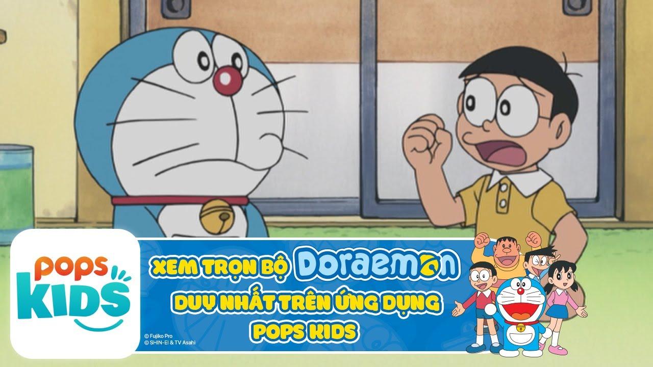 [S6] Hoạt Hình Doraemon - Sinh Nhật Đáng Sợ Của Jaian - Xem trọn bộ DORAEMON trên ỨNG DỤNG POPS Kids