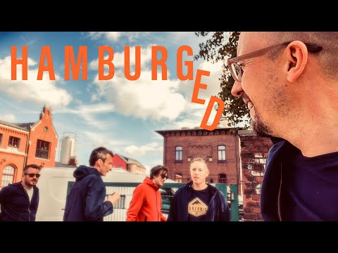 First time vlogging in a different country! Hamburg 🇩🇪