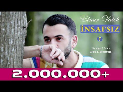 Elnur Valeh - INSAFSIZ   Official Audio   2017  █▬█ █ ▀█▀