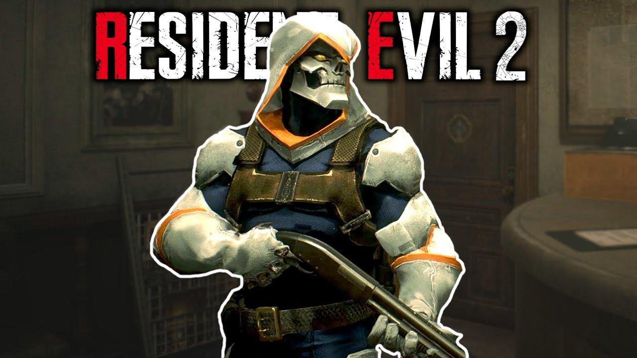 Resident Evil 2 (Remake) Taskmaster MOD + Download Link (RE2 Gameplay)