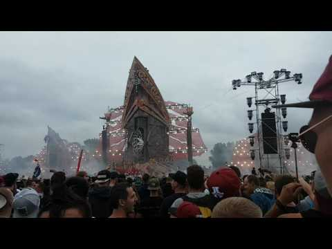 defqon.1 2017 - showtek intro