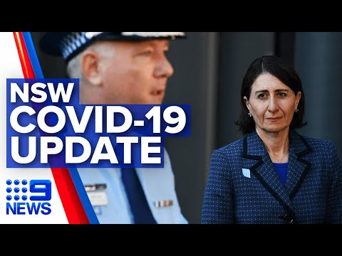 Coronavirus: NSW cases,