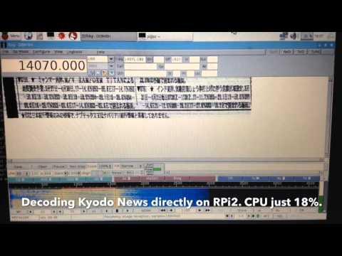 Kyodo News on RPi2