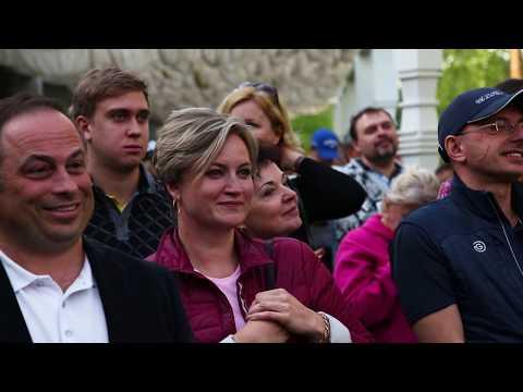 видео: IV Кубок ректора МГИМО по гольфу