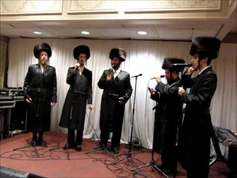 Motty Steinmetz Singing At The Chidu Weiss - Mate Efraim Kabolos Punim in Boro Park