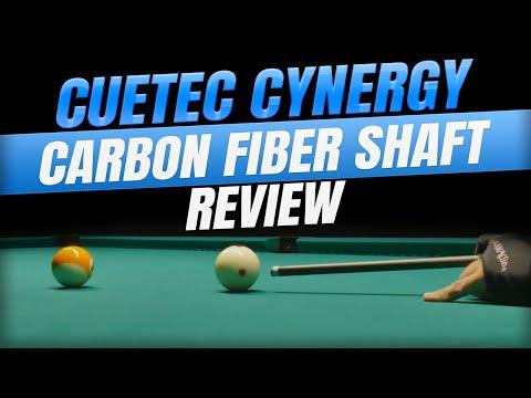 2021: Cuetec Cynergy Carbon Fiber Shaft Review