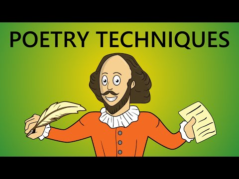 Poetry Techniques In Minutes