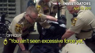 Video shows corrections officer beating inmate at Ramsey County Jail