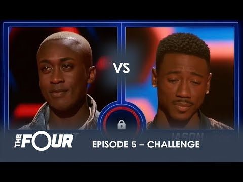Vincint vs Jason: An EPIC Showdown Between Two Warriors | S1E5 | The Four