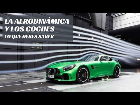 La aerodinámica y los coches: Lo que debes saber