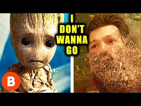 Marvel's Top 10 Most Heartbreaking Scenes Ranked