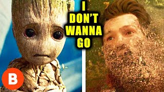 Marvel's Top 10 Most Heartbreaking Scenes Ranked