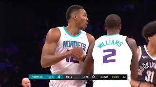Dwight Howard Finishes with 32 Points and 30 Rebounds in Win Against Nets