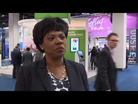 PTE Conference 2016 interview with Vernice Walker Nassau Airport Development Company