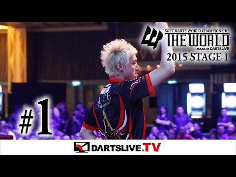 #1【Boris Krcmar VS Park Hyun chul】THE WORLD 2015 -FEATURED MATCH 1-