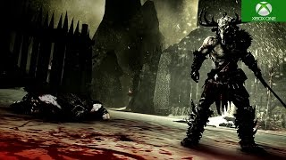 Bloodforge Xbox One Backwards Compatible Gameplay HD 1080P