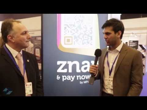 Retail Business Technology Expo 2014 - ZNAP - Hooman Mazaheri, CEO Europe