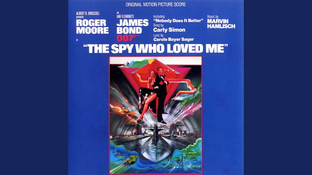 "Nobody Does It Better (From ""The Spy Who Loved Me ...The Spy Who Loved Me Soundtrack Youtube"