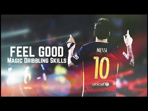 Lionel Messi ► Feel Good ● Magic Dribbling Skills ● 1080p  HD 